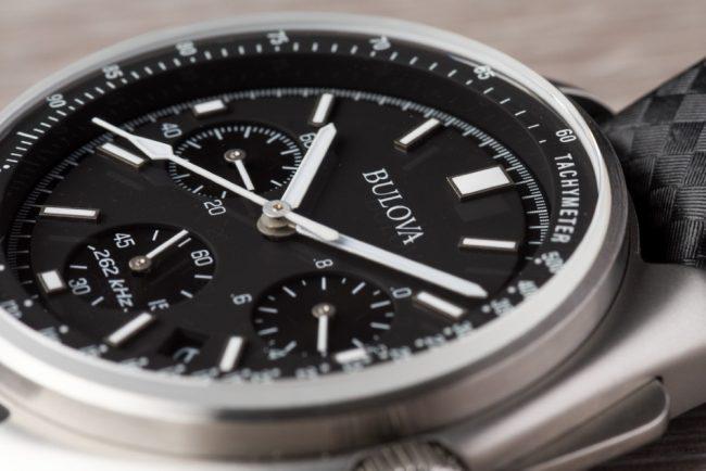 L'orologio Bulova che vi porta sulla Luna