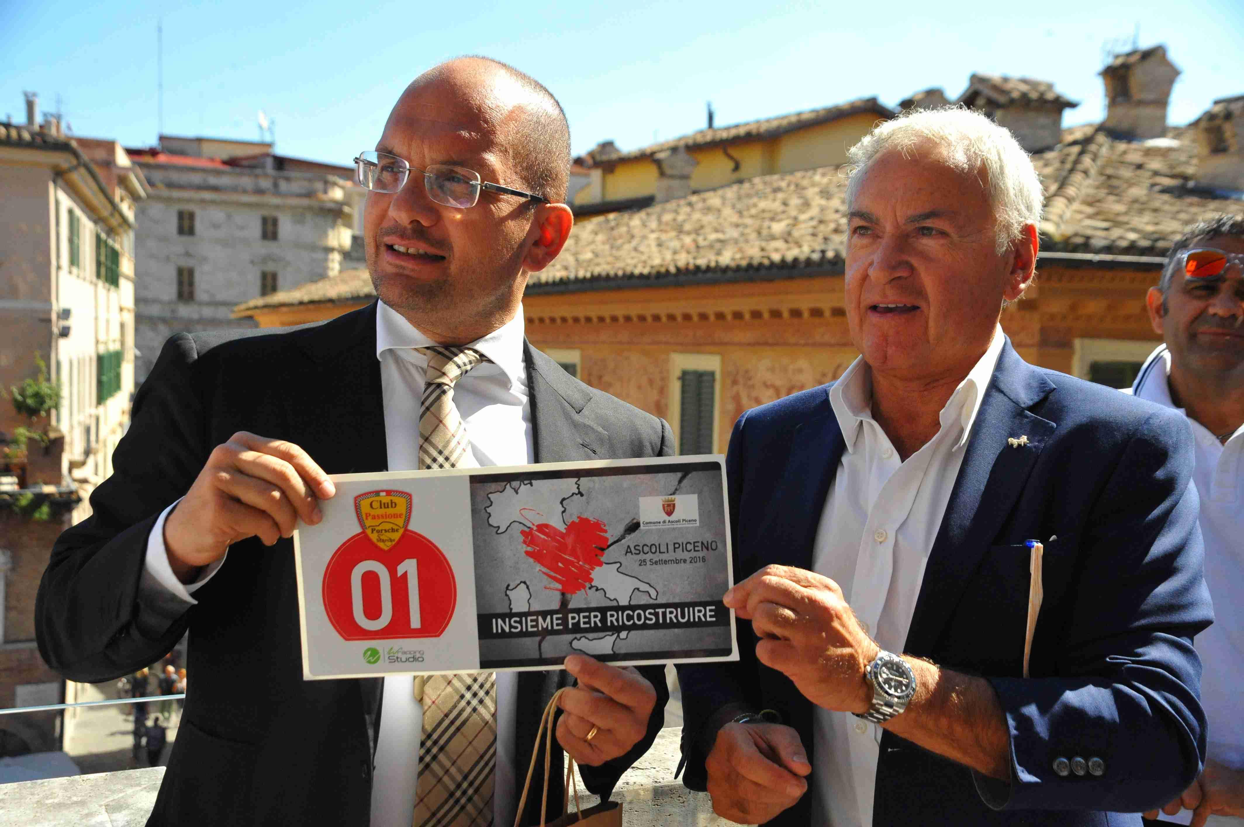 Ascoli Piceno 25 settembre 2016