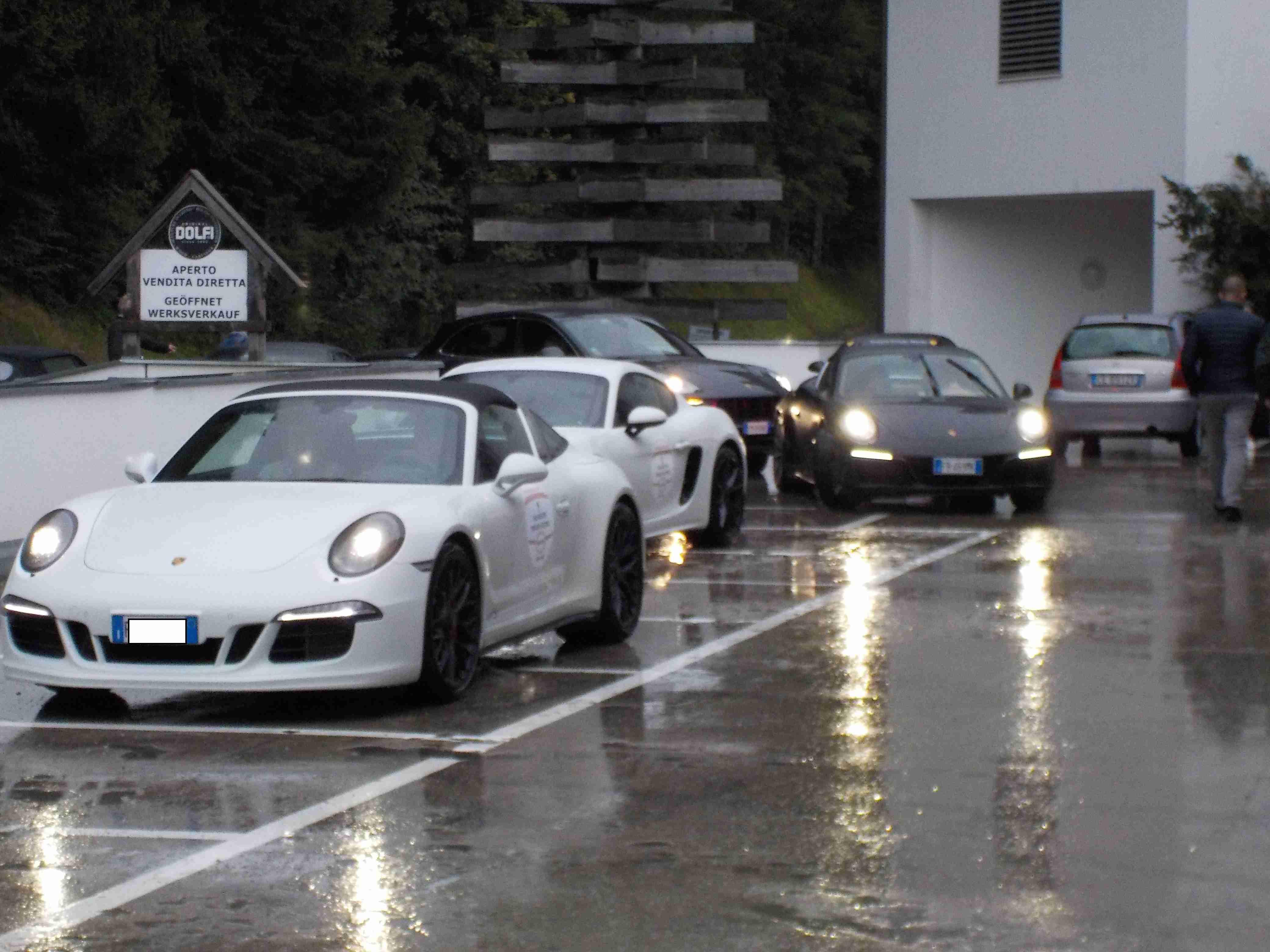 "6/8 settembre 2019 ""Dolomeeting Porsche Sud Tirol"" (BZ)"