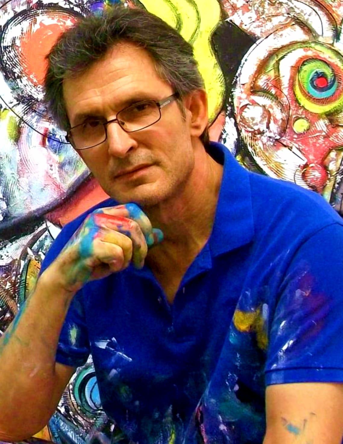 Antonio Squicciarini e i suoi 50anni di attività: mostra a Dicembre 2020 al Seoul Arts Center Hangaram Art Museum