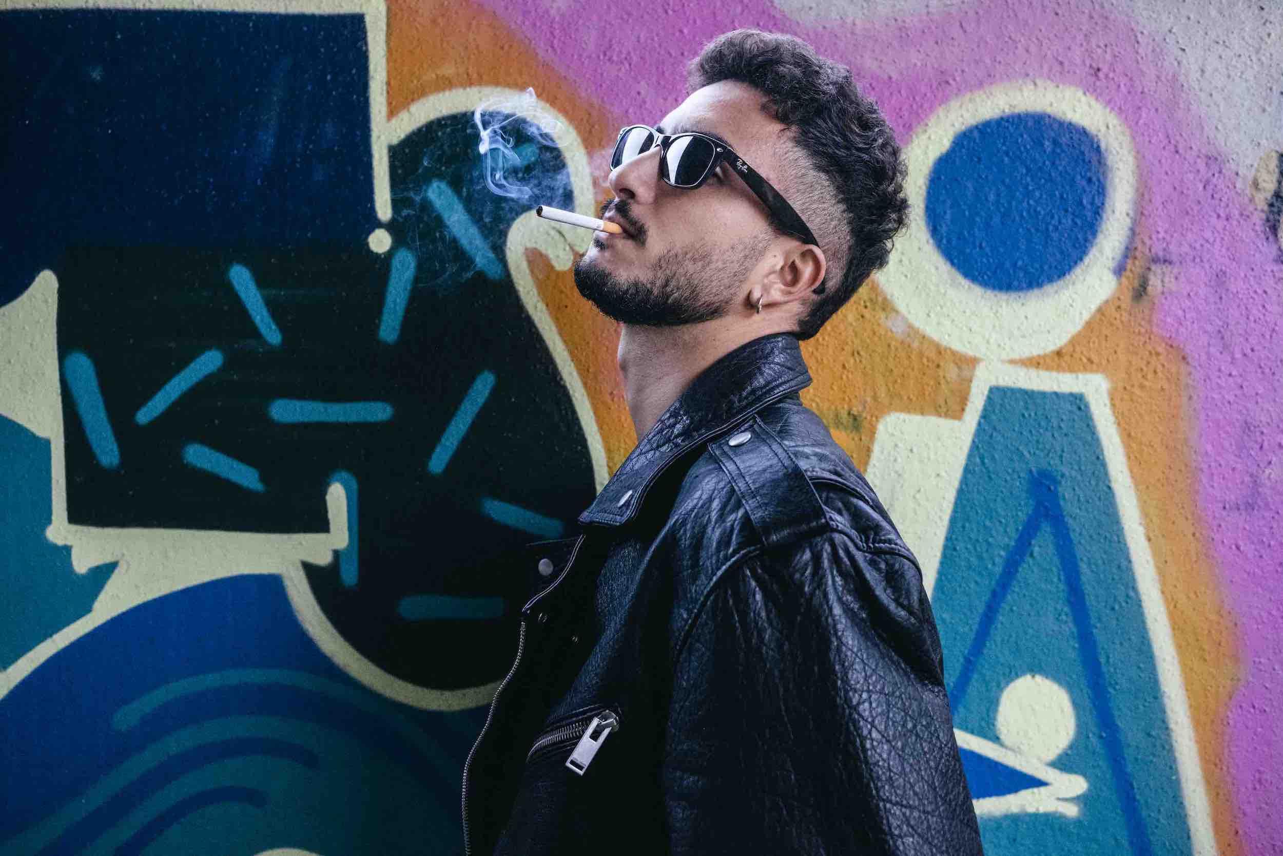 Lorenzo Passamonti in arte GIRAFFE presenta l'ultimo singolo