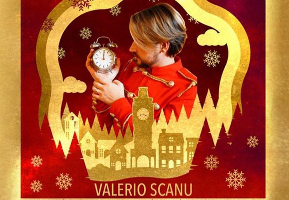 """Valerio Scanu e """"il canto di Natale"""""""