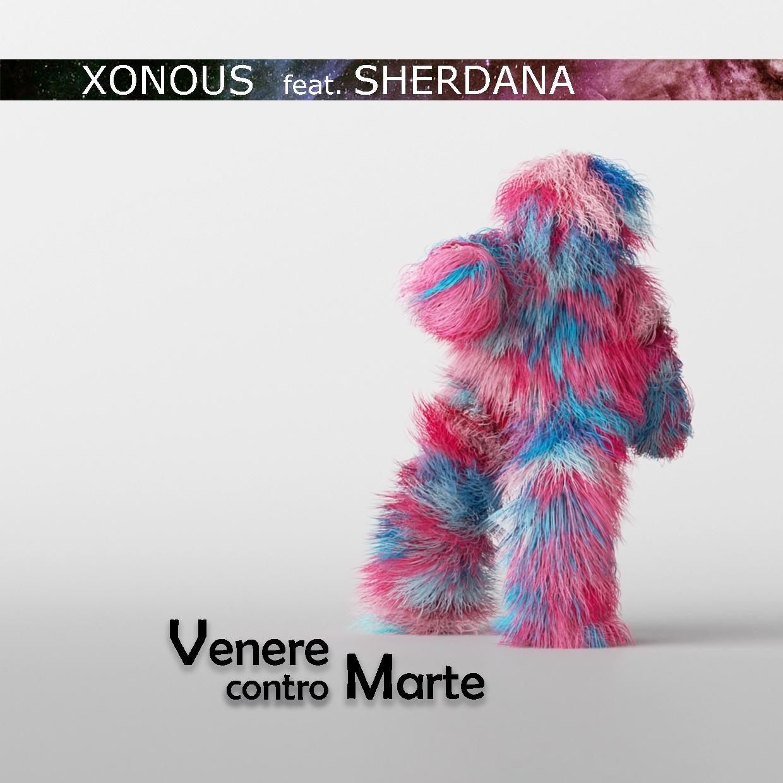 """Xonous feat. Sherdana in radio con """"Venere contro Marte"""""""