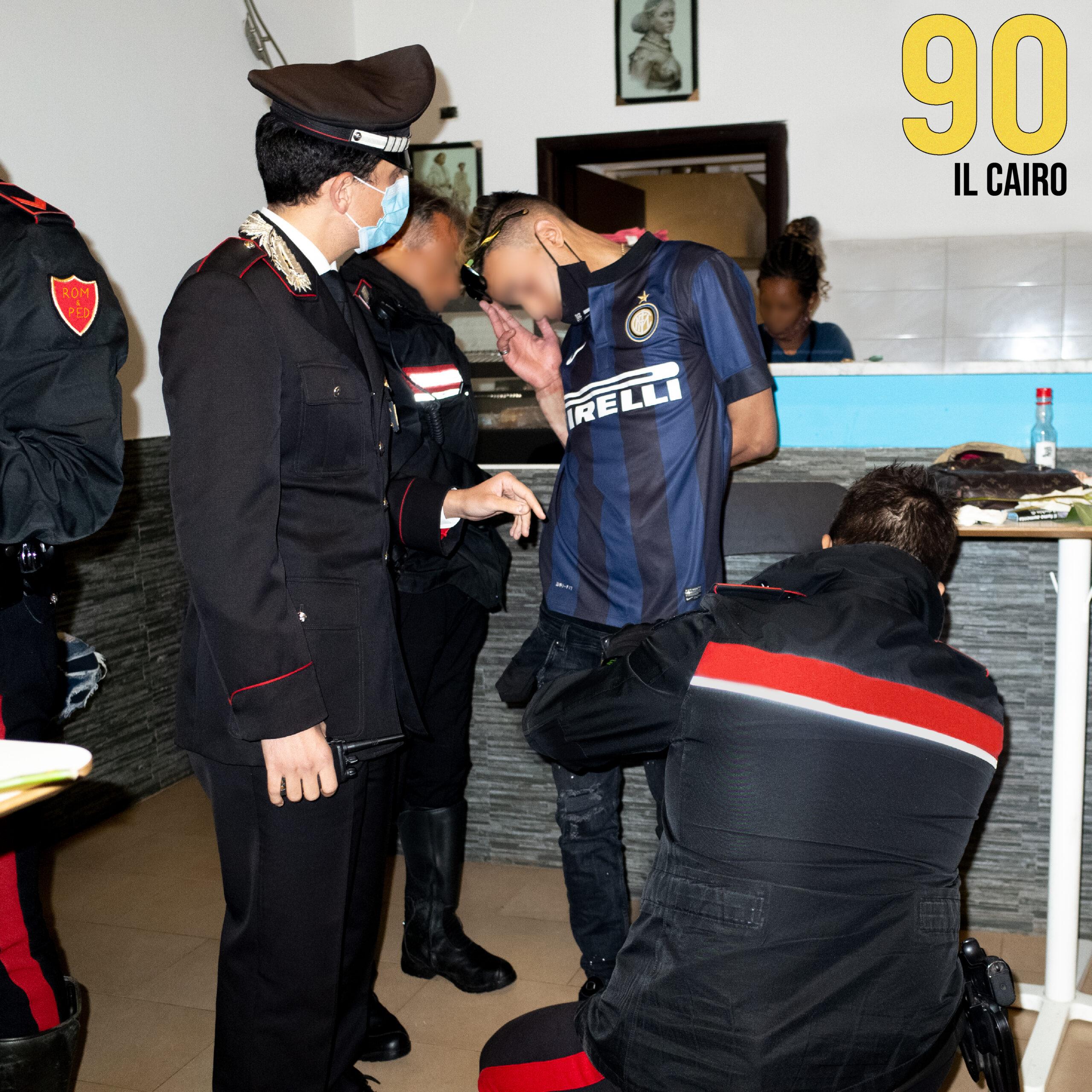 """Il Cairo presenta """"90 Circolare Destra"""""""