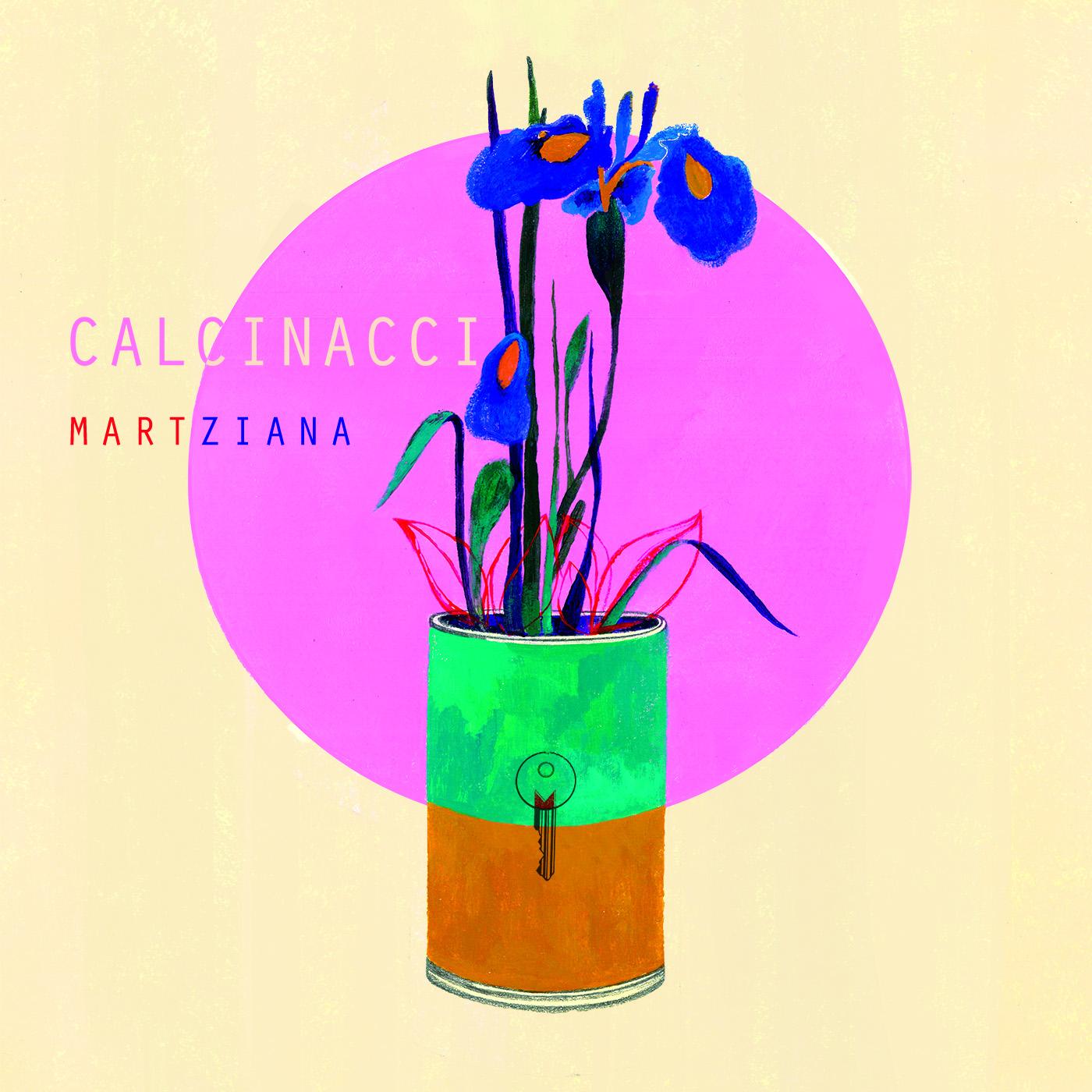 """MARTZIANA presenta il singolo """"Calcinacci"""""""