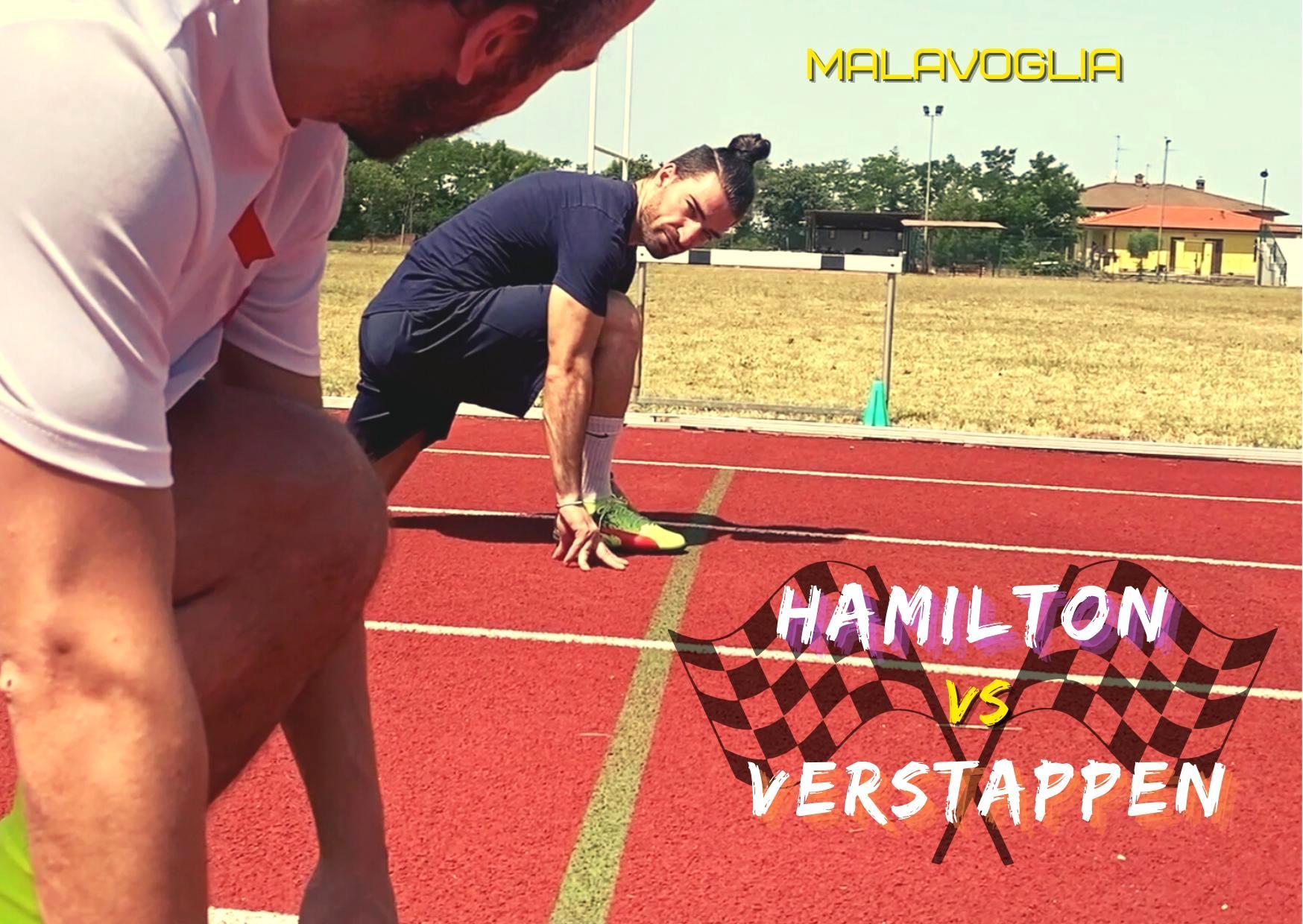 "MaLaVoglia presenta ""Hamilton vs Verstappen"""