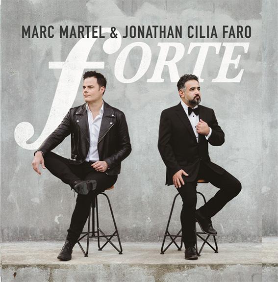 Forte è l'ultimo EP di  Marc Martel & Jonathan Cilia Faro