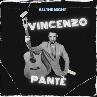 All the night, Vincenzo Pantè, cover singolo