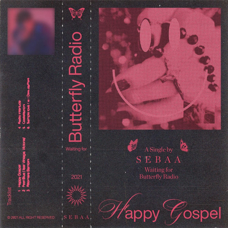 Sebaa il rapper, presenta Happy Gospel (Waves Music Agency)