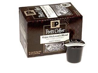 free sample of peets coffee