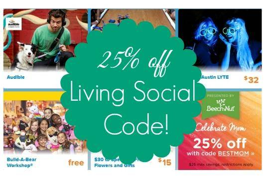 Living Social Coupon Code