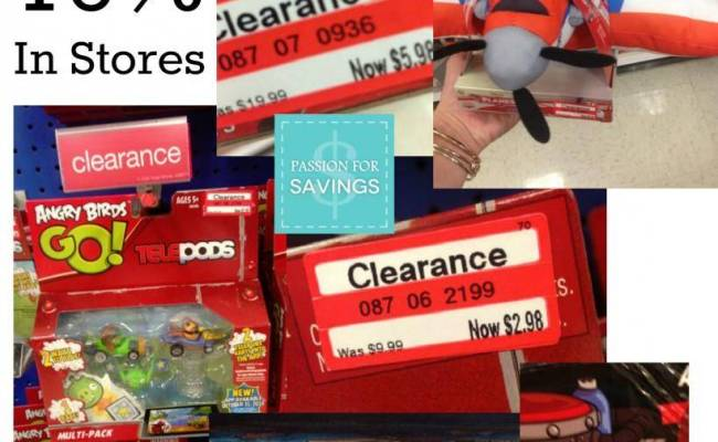 July Target Toy Clearance 2014 Now At 70 In Stores