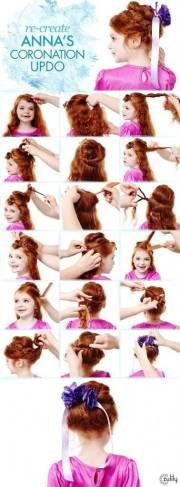 frozen hairstyles anna's