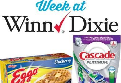 Weekly Ad Savings Winn Dixie