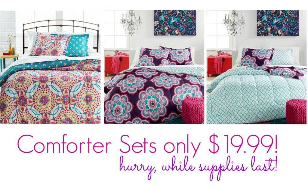 Cheap Comforter Sets 19 99 Was 80