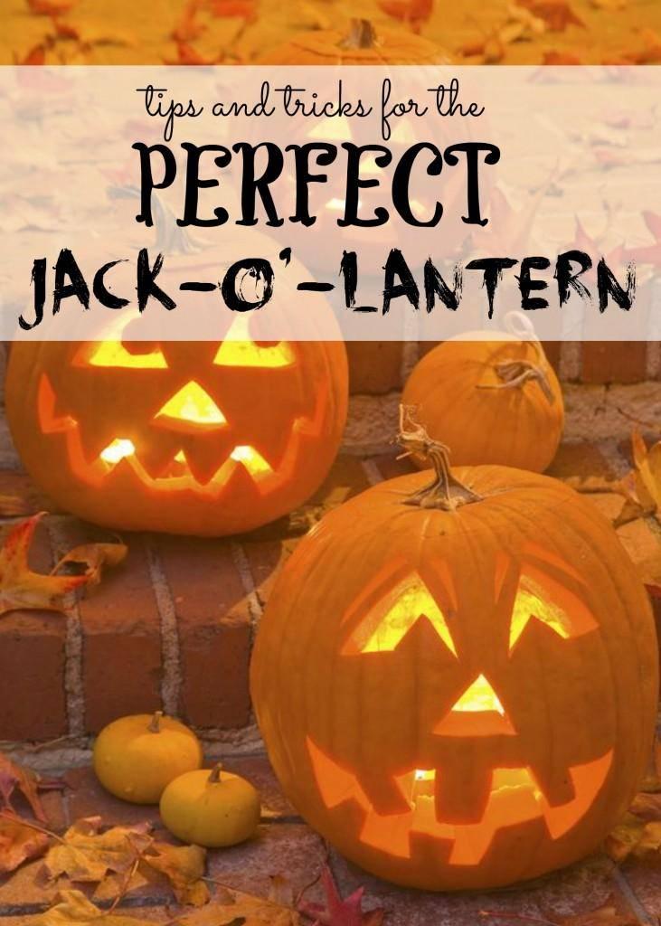 9 Tricks For The Perfect Jack O Lantern
