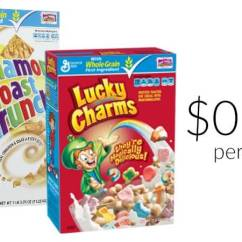 Kitchen Aid Coupons Flush Mount Ceiling Lights General Mills Cereal | Lucky Charms & Cinnamon ...