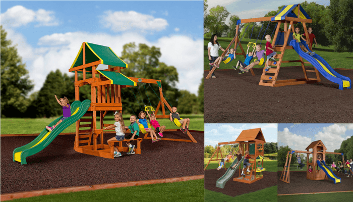 Swing Sets Sale at Walmart Get Ready for Spring and Summer