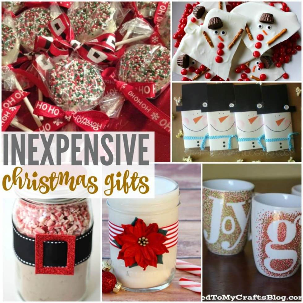 Imágenes de Small Cheap Christmas Gifts For Friends