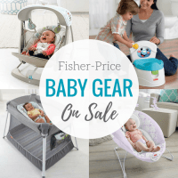Fisher-Price Baby Gear Sale as low as $18.99 on Zulily!
