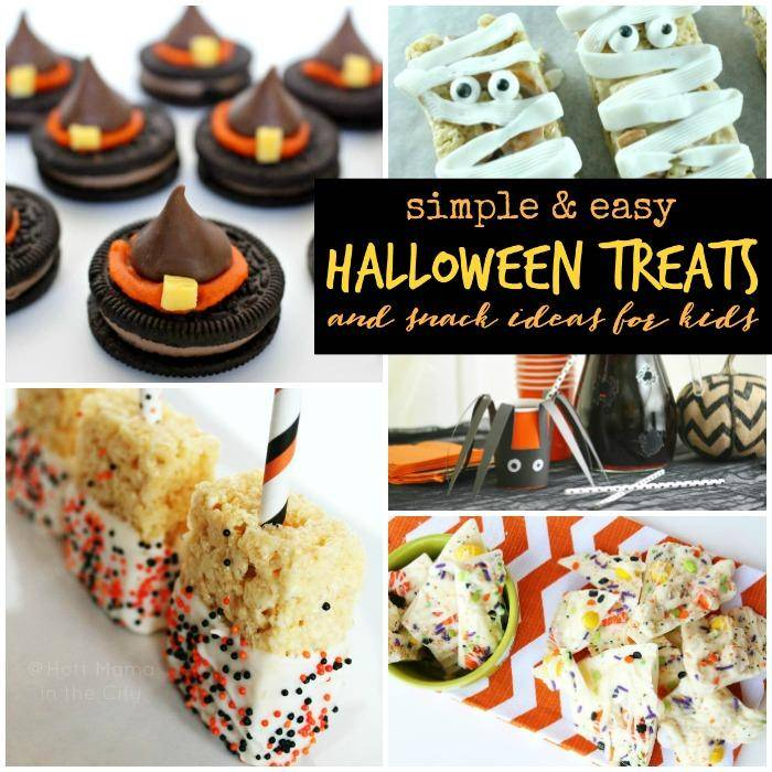 21 easy halloween party