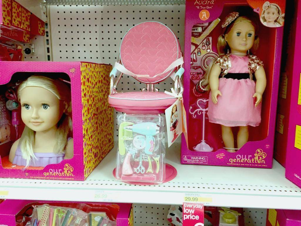 doll salon chair dxracer gaming canada american girl stuff at target 16 accessories you