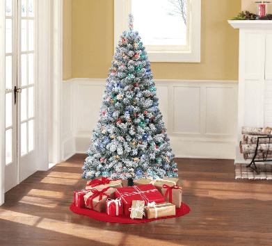 Walmart Christmas Trees on Sale Best Deals Cheap Pre