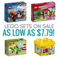Legos on Sale | Best Prices & Cheap Deals on Lego Sets