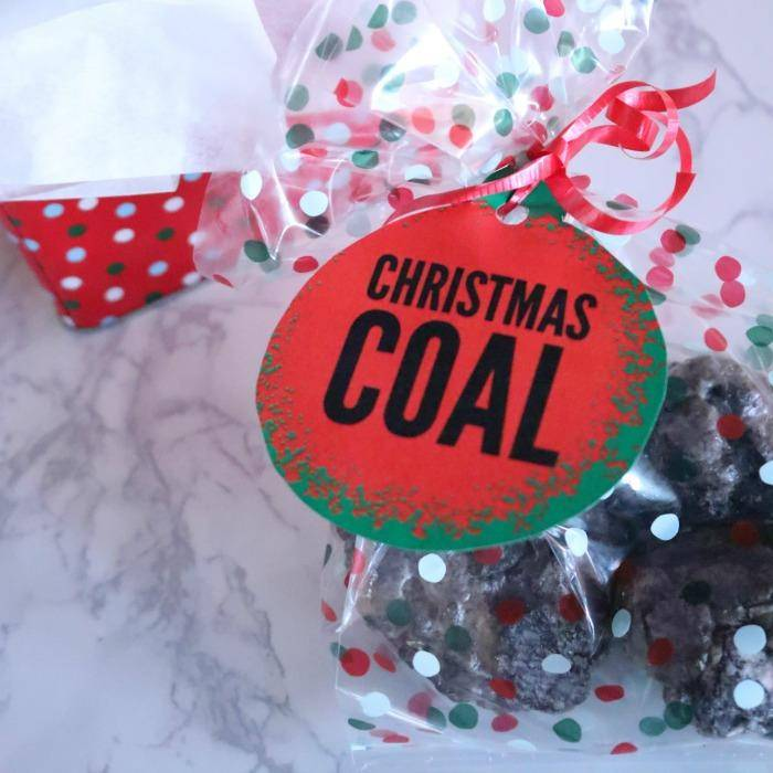 Oreo Christmas Coal Recipe Passion For Savings