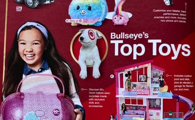 Target Toy Book Ad Scans 2019 Hottest Toys For Christmas