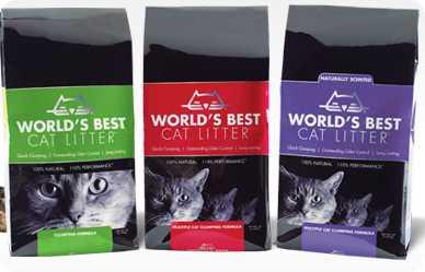 Worlds Best Cat Litter Coupon