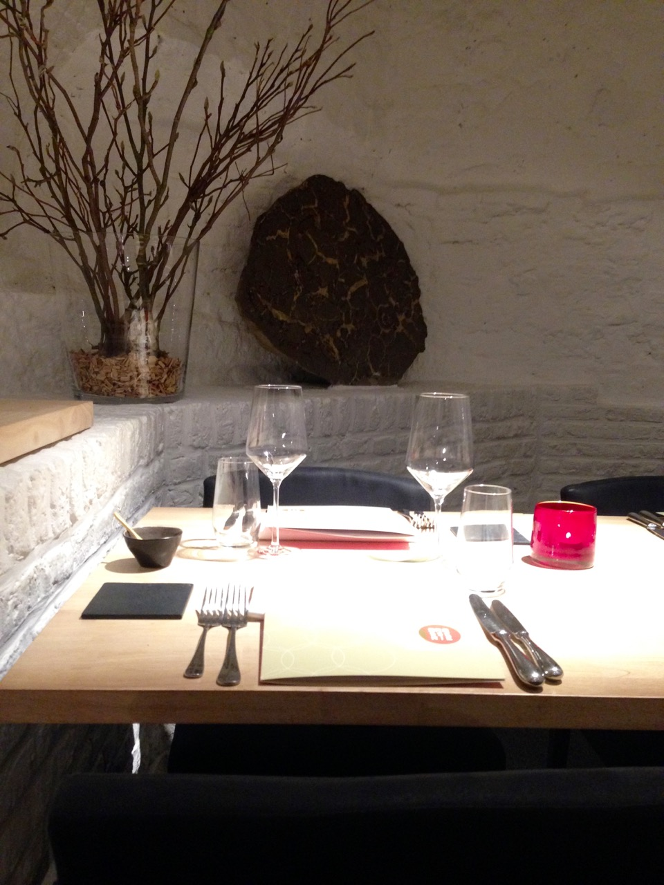 Restaurant Héliport Brasserie à Liège - Cadre