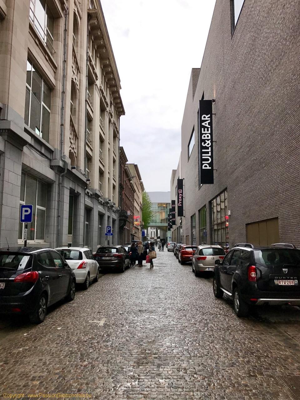 Restaurant Au Provencal - Rue Puissant d'Agimont