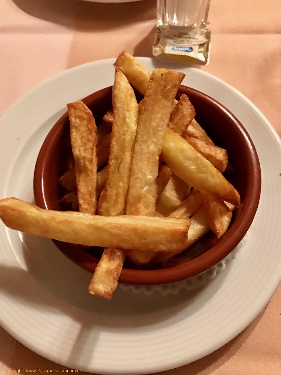 Restaurant Au Provencal - Frites maison
