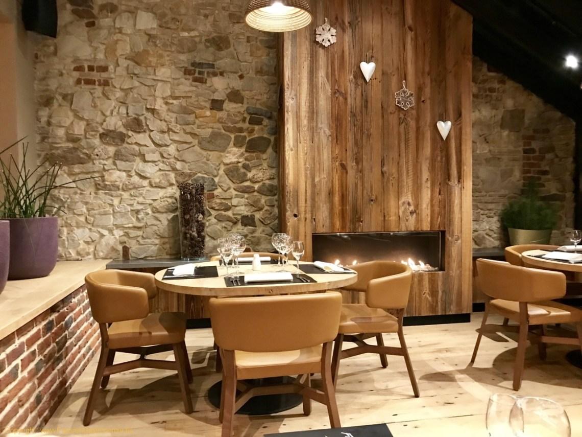Restaurant Ferme des 4 saisons - Le cadre