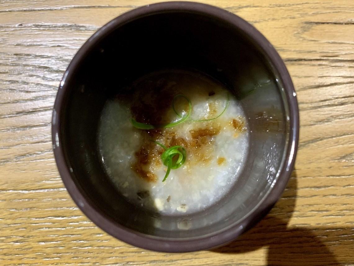 Restaurant chinois Dynasty - Première mise en bouche