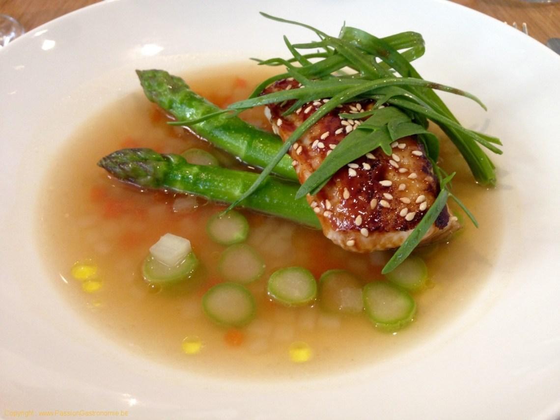 Restaurant Le Comptoir des Galeries - Black Cod