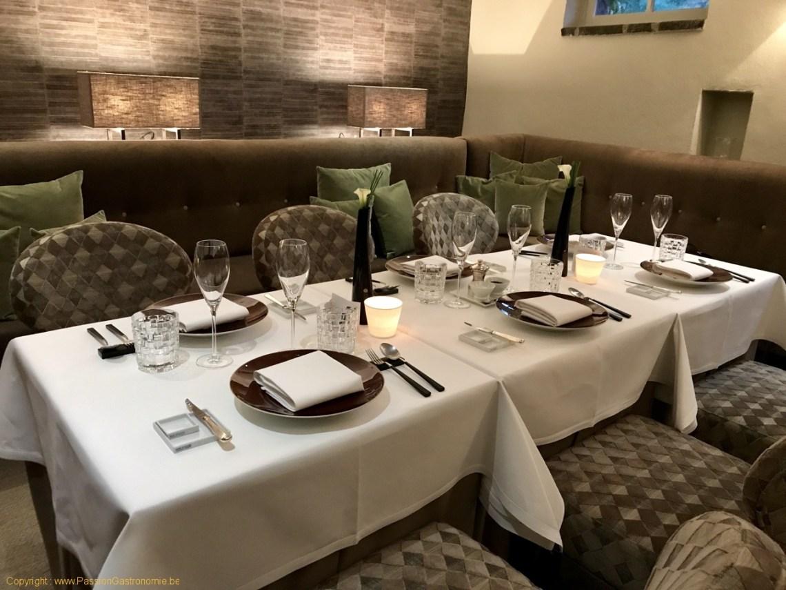 Restaurant Le Prieuré Saint-Géry - Le petit salon