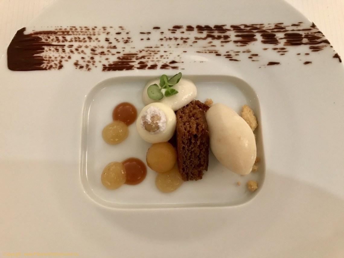 Restaurant Le Prieuré Saint-Géry - Pré-dessert