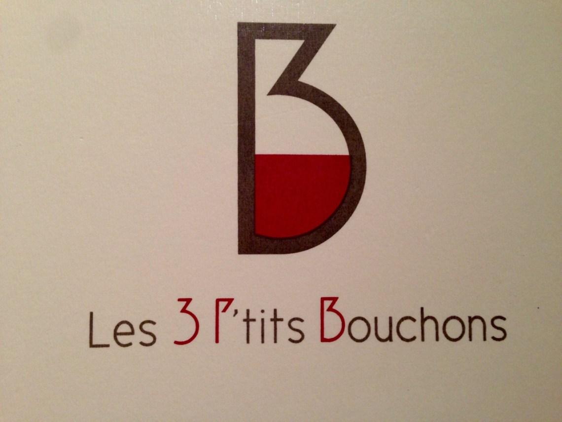 Restaurant Les Trois Petits Bouchons - Logo