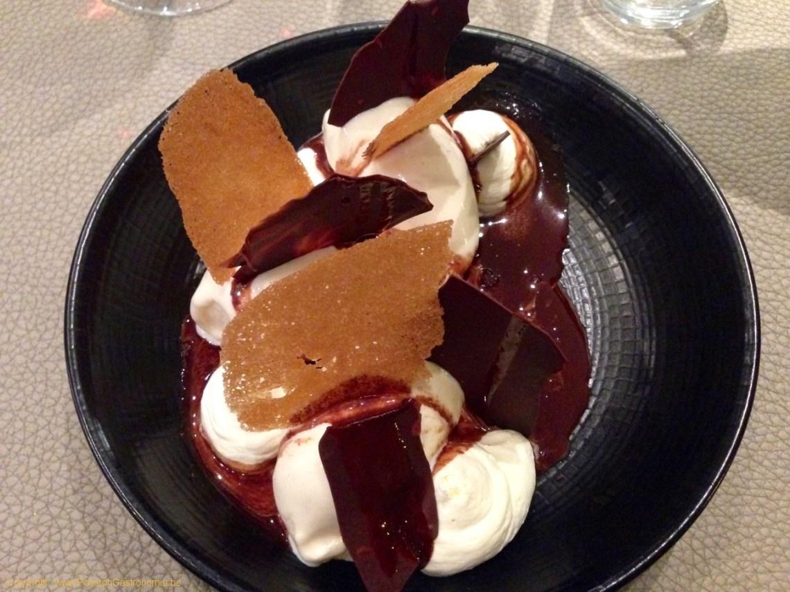Restaurant Le Val d'Heure - Dame Blanche