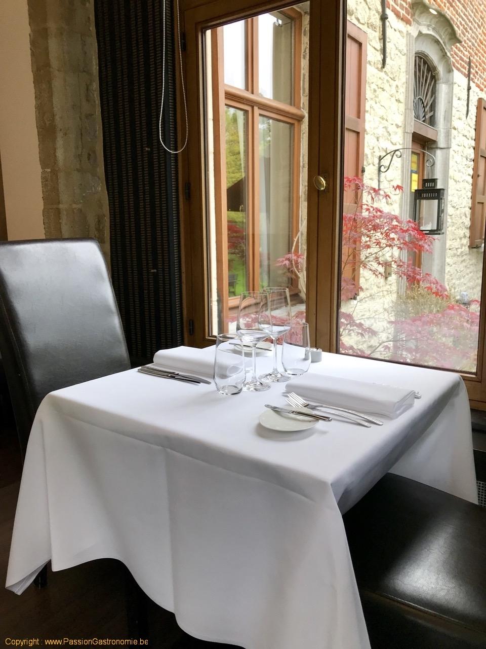 Restaurant Maxime Colin - La salle
