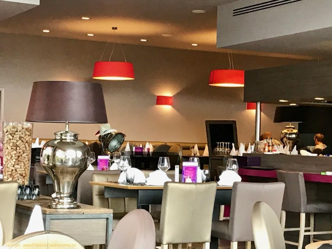 Restaurant On600Bien - La salle