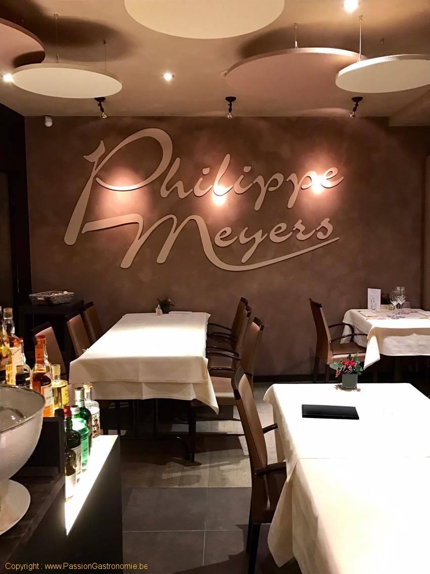 Restaurant Philippe Meyers - La salle
