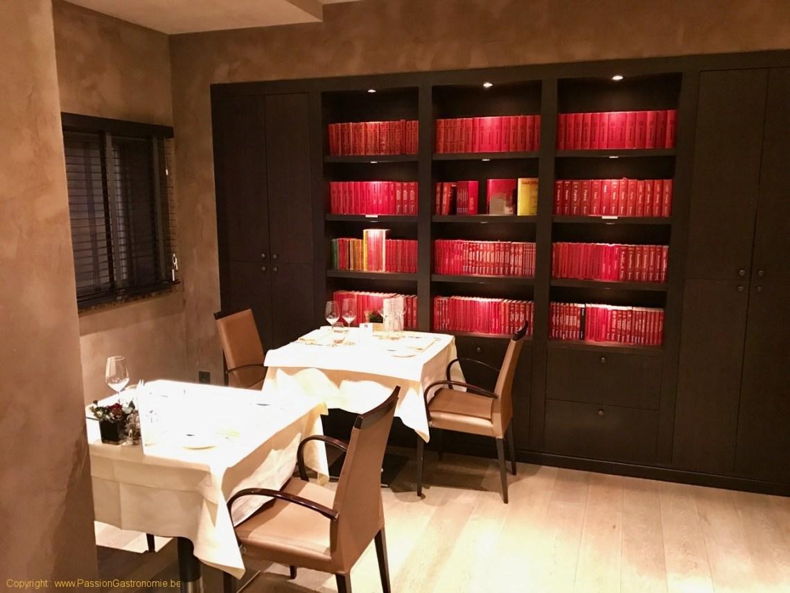 Restaurant Philippe Meyers - La collection de guides Michelin
