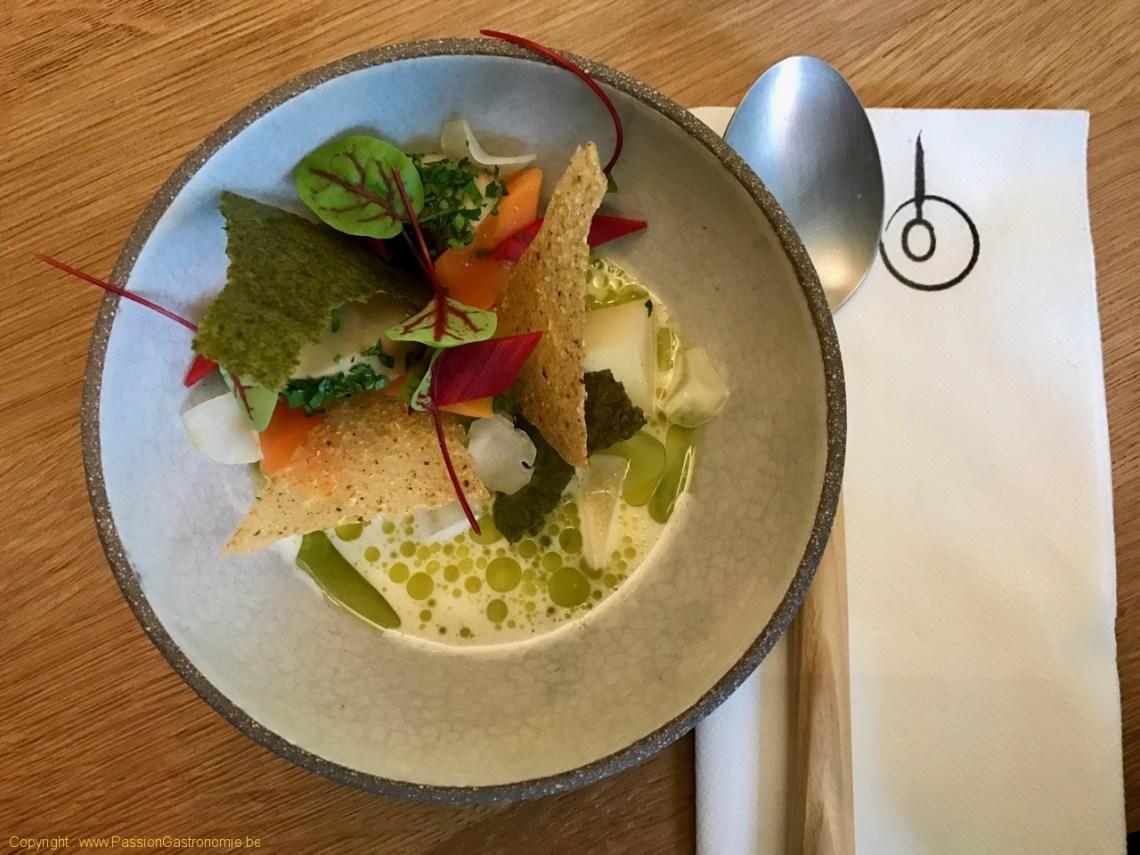 Restaurant San Sablon Bruxelles - Liernu