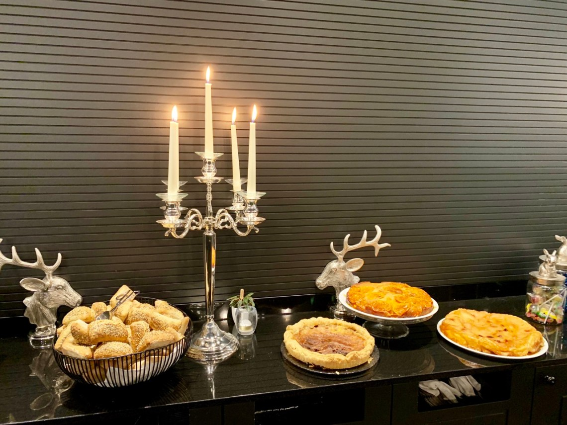 Restaurant Tribeca - Les tartes