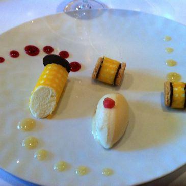 Restaurant gastronomique Comme Chez Soi à Bruxelles