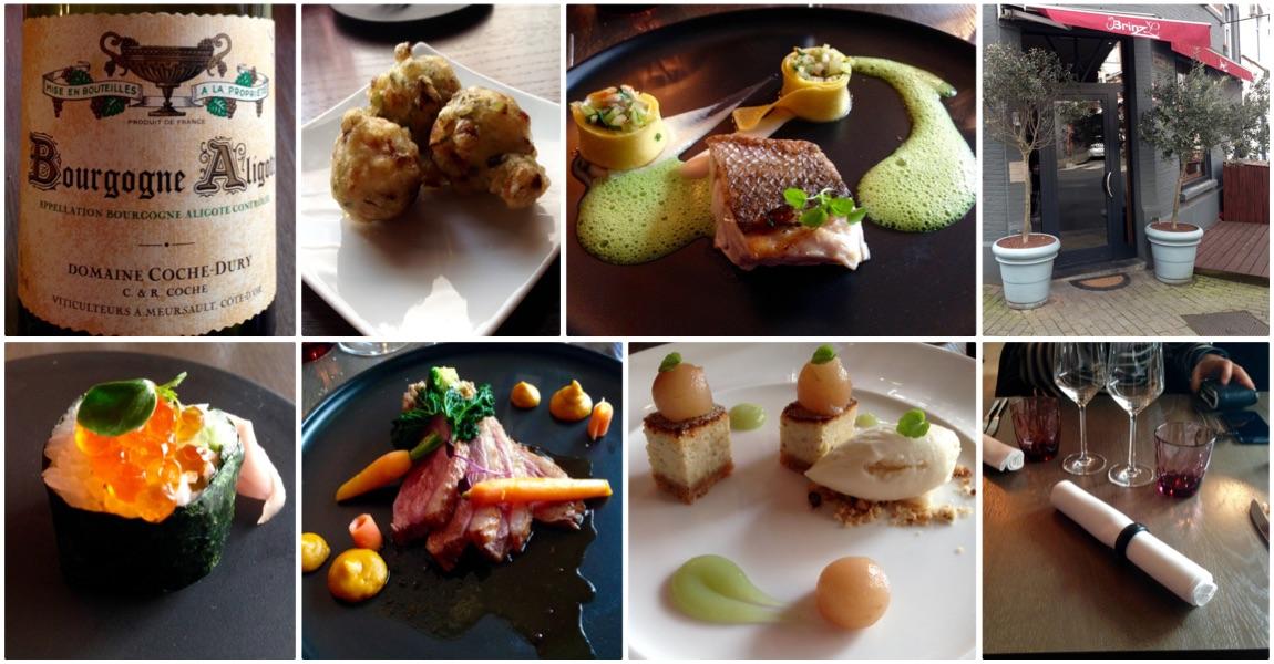 Brinzl, restaurant à Bruxelles (Uccle)