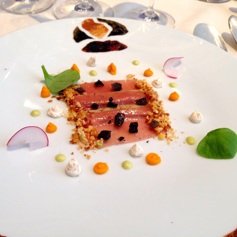 La Truffe Noire, restaurant à Bruxelles